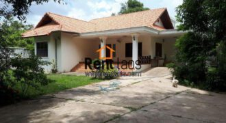 Beautiful House in town near Sengdara Fitness Center ,Joma Phonthan