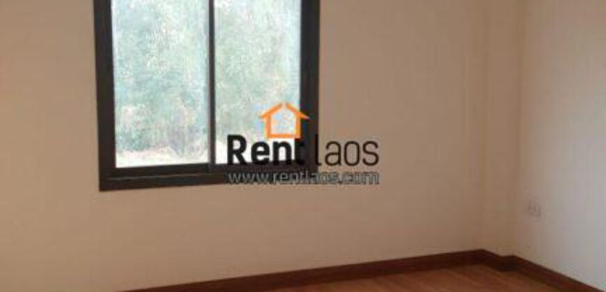 Nice and New shop house next to concrete road for rent near Thatlung square.