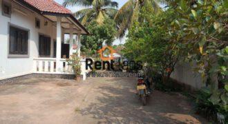 villa near Lao-America college for rent