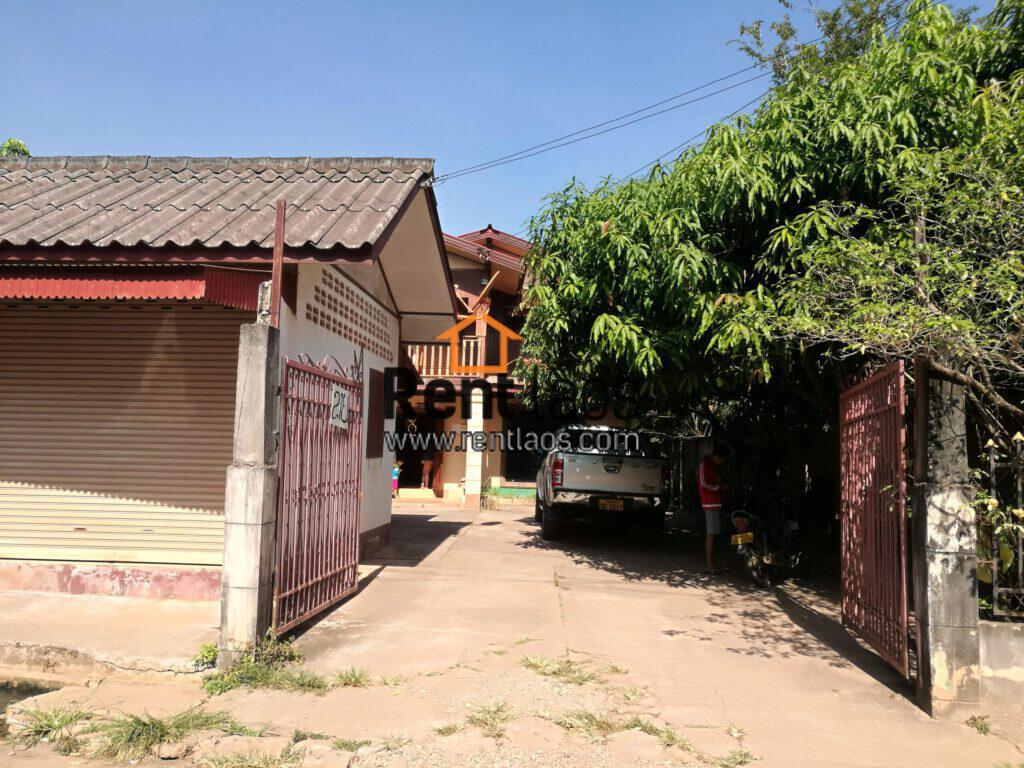 Lao style house for sale