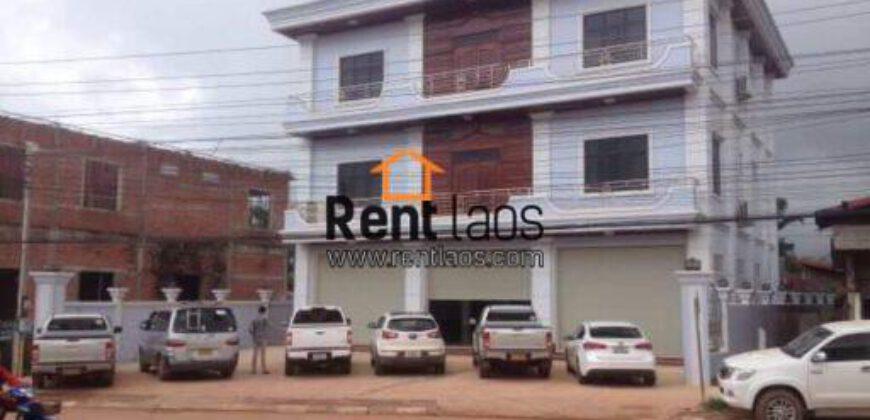 New shop house near UNIVERSITY OF LAOS