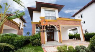 Vientiane Brand new modern house for sale Near Thaluang square