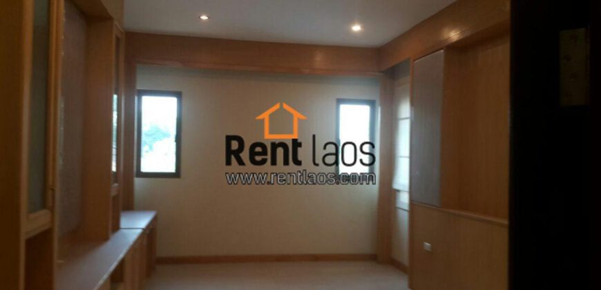 Vientiane modern style house  Near VIS ,PIS for RENT