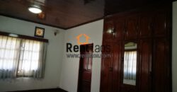 Vientiane Modern  style cozy house for rent Near Sengdara fitness,Thai consulate,Patuxay