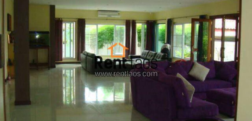 Vientiane modern style house for saleNear Sengdarafitness and Joma Phonthan