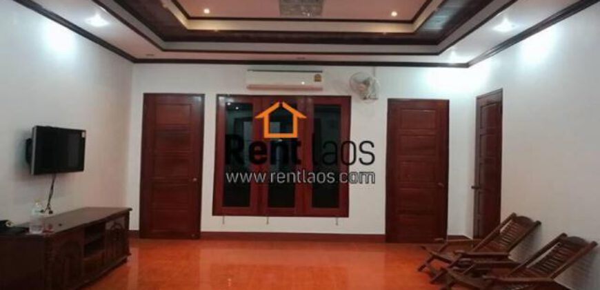 Beautiful house for rent near Lao-itech