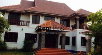 Vientiane modern style house for rent Near Kualoung Market and Thatluang square,Lao American college