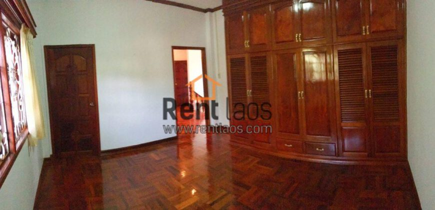 villa for rent Near Chinese ,Korea,Myanmar embassy and GIZ organization