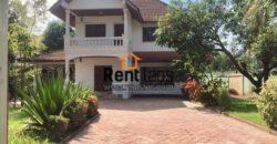 Beautiful house for rent near SEA Game golf club(KM10)