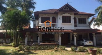 House near Australia Embassy with fully furnished for rent