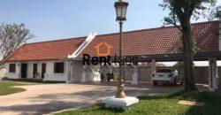 Lao Modern style villa for sell Near Wattay Airport