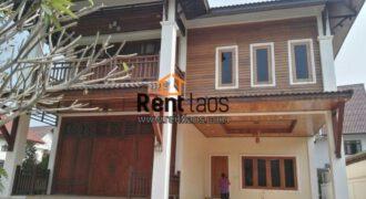 House Near Mekong Riverside (Sounmone market)