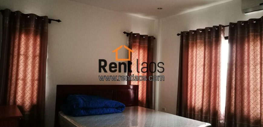 House for rent near Mekong river-Sounmone market( Expats zone )