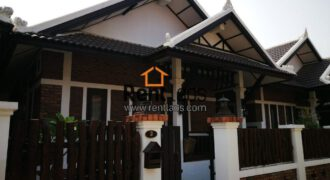 house near Kiettisak(5mins walking distant) ,VIS International School