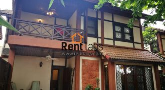 Lovely and stylish house Near Mekong riverside for rent