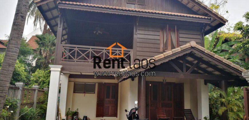 Lovely house Near Mekong riverside for rent