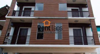 Brand New apartment Near Sengdara Fitness with fully furnished for rent in quiet area.