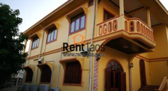 ouse for rent in very good location near Joma Phonthan,Sengdara Fitness