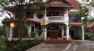 House for rent near Russian embassy