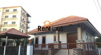 House for rent Near french school (KM3)