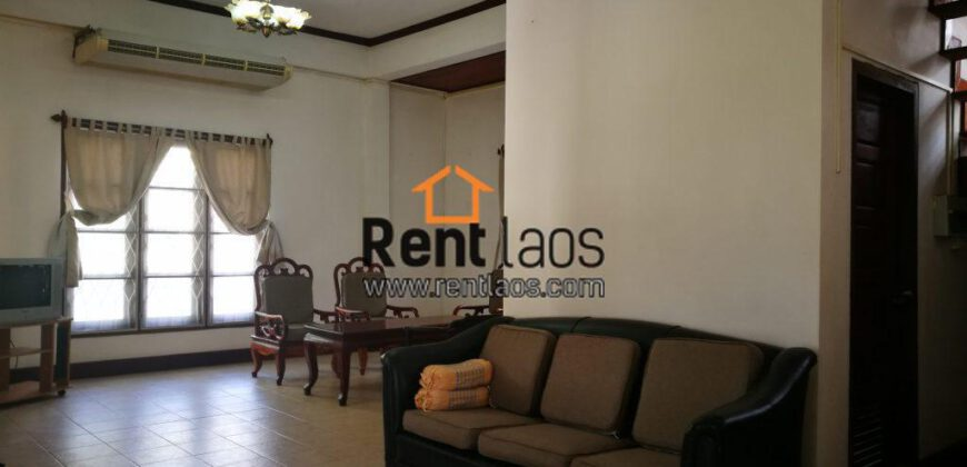 Lao style house Near PIS,VIS,103 hospital for RENT