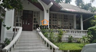 Beautiful house with big garden space and badminton filed for rent Near china embassy