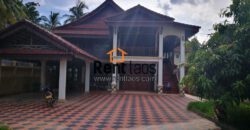 Lao style house Near china embassy for RENT