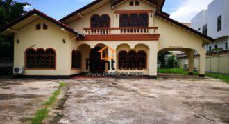Big House near Sengdara fitness,VIS ,PIS for RENT