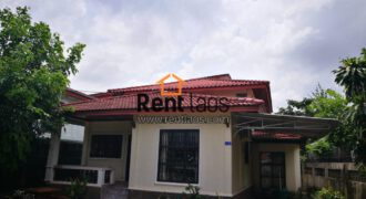 House near Joma phonthan,sengdara,thai consulate for RENT