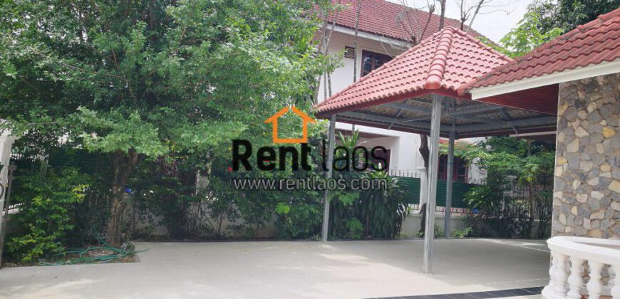 House near Russia embassy for RENT