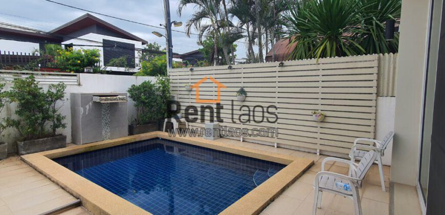 Modern house with swimming pools Near Clock tower for RENT
