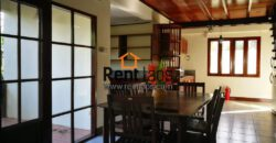 House near Joma phonthan and Thai consulate for RENT