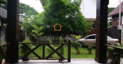 Lao Modern style house near Chinese embassy for RENT