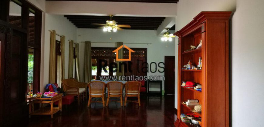House with swimming pool for rent near Russian embassy