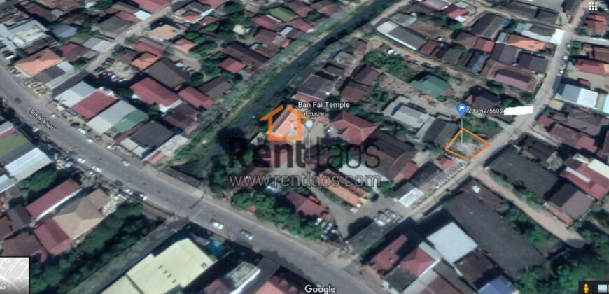 Land for sale in commercial area Dongpalan