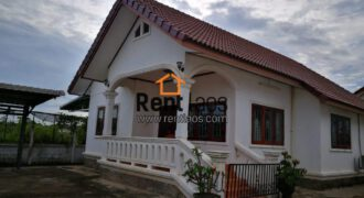 affordable house near 103 hospital ,Kettisak school for RENT(Compound house)