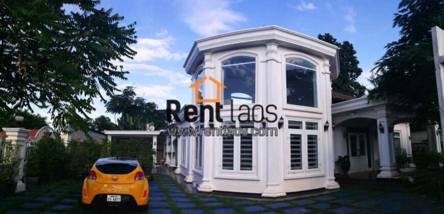 Luxury modern style house with Swimming pool Near Thatluang