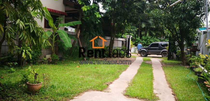 House near Thai consulate ,cafe vannille For RENT