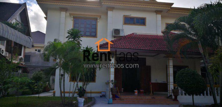 House near International school for RENT