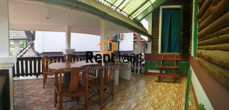 Beautiful villa near Joma Phonthan,PIS for RENT