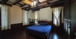 Lao Modern house near Joma phonthan ,Thai consulate for RENT