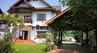 swimming pool villa for RENT