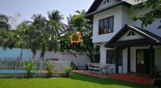 Swimming pool house for RENT