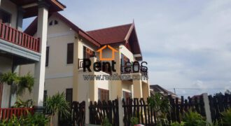 Lao Modern house near national university of Laos for RENT