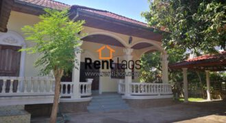 House near in Diplomatic/International school area for RENT