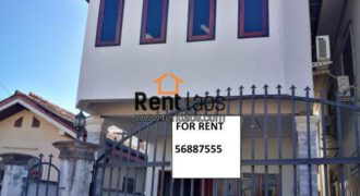 Office/House near Wattay Airport FOR RENT