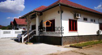 House near Wattay airport