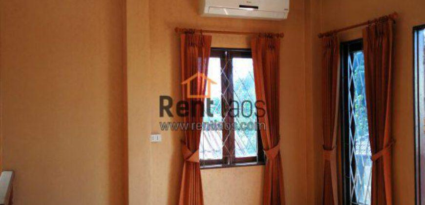 House near Mekong River (wattay) FOR RENT