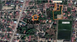 Land Near Lao national University FOR SALE