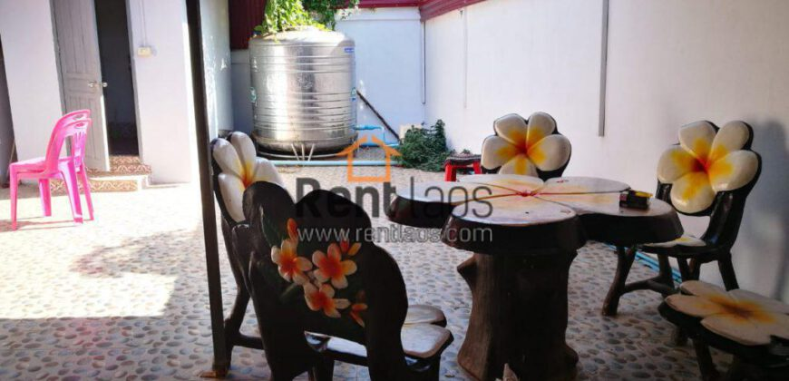Affordable house near national university of Lao FOR RENT